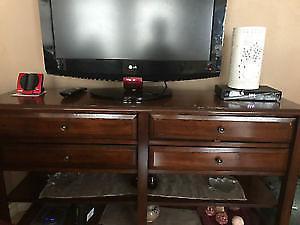 Pier TV Stand