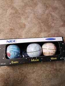 Space Globe Set