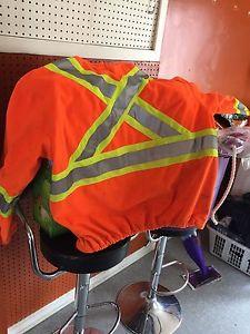 Spring Jacket,High Viz Work Jacket,Shirt& Hats