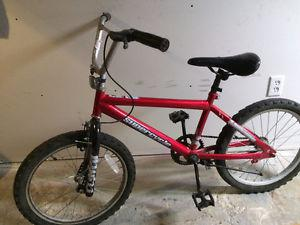 Supercycle bmx bike, (20 Inch tires)