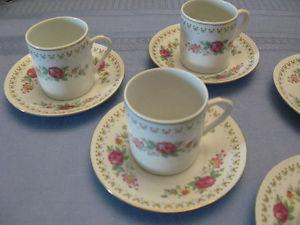 Tea Set - set of 6
