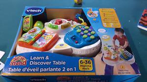 Vtech Learning Table