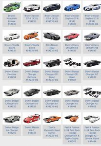 Wanted: Looking for 1:24 scale fast and furious diecasts