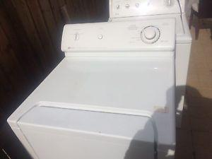 Wanted: washer and dryer for sale