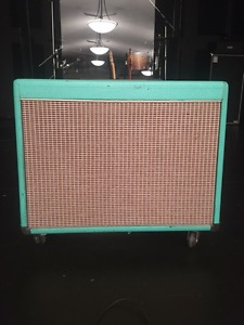 reworked Line 6 guitar extention cabinet