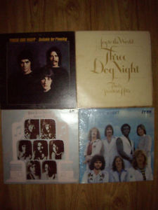 4 Three Dog Night Records for sale