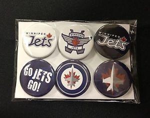 6 pack handmade buttons!