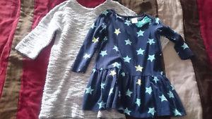 8 size 4t girls dresses