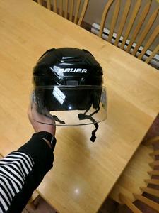 Bauer IMS 11.0 Helmet with Bauer Pro Clip Visor