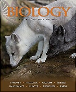Biology Second Canadian Edition