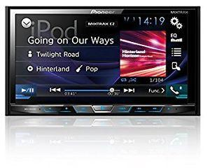 Brand new AVH X bs pioneer with back up camera