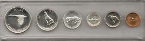 Canada Confederation Centennial Coint Set