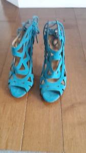 Chaussure de la marque Justfab et autre/ Justfab and design