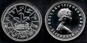 Commonwealth Games Coin