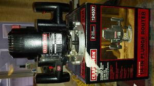Craftsman Router and bits