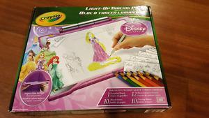 Crayola light-up tracing pad brand new sealed box