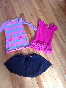 Dresses and ballerina tutu