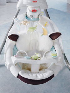 Fisher Price Cradle-n-Swing My Little