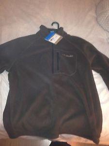 Fleece Columbia Jacket (NEW)