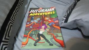 Futurama adventures comic book from