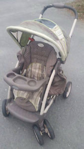 Graco Euro Stroller - Excellent Condition.. Delivery