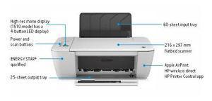 Hp Deskjet  Printer scanner copier all in one