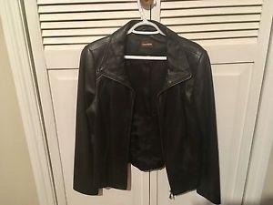 Ladies Danier Leather Jacket