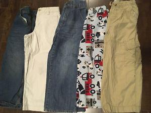 Lot of Boy's Size 5 Pants - $5.00 for all.