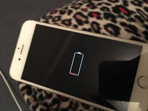 MTS iPhone 6 gold