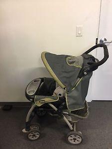 Multi baby items stroller highchair playpen rocker walk