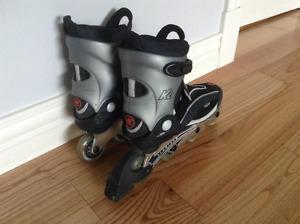 Patins à roues alignées K2 Cadence LS pour homme