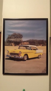 Picture of a Chevrolet bel air