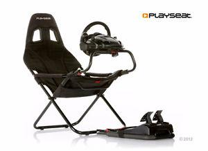 Playseat Challenge + Logitech G920 and Pedals