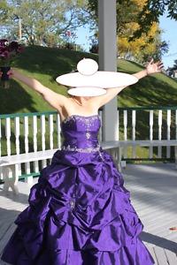 Prom or wedding dress
