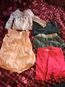 Size 18 Month Summer Lot