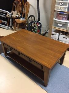 Sklar Peppler Coffee Table