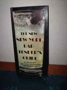 """""""The New York Bar Tender's Guide""""."""