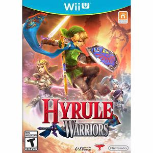 Wanted: Looking for a complete copy of Hyrule Warriors Wii U