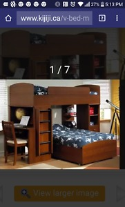 Wanted: Looking for loft bed