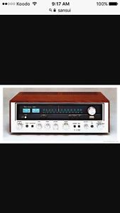Wanted: Looking for vintage stereo gear