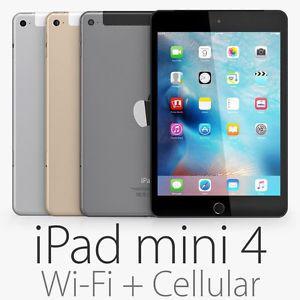 iPad mini 4 32GB with LTE space grey