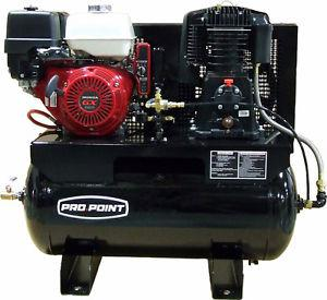30 Gallon Two-Stage Truck Mount Air Compressor