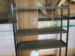 5 Metal Shelving Units for Sale