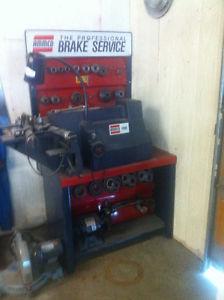 AMMCO brake machine