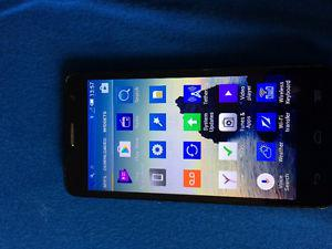 Alcatel smart phone