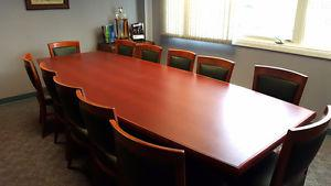 Beautiful Boardroom Table