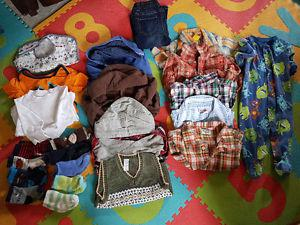 Boys Clothes - 6 to 12 months