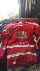 Brand new canada 150 Jersey sweater