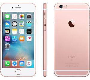Brand new unlocked 16GB iPhone 6s rose gold