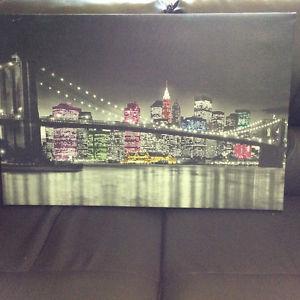 Canvas Print - New York Cityscape